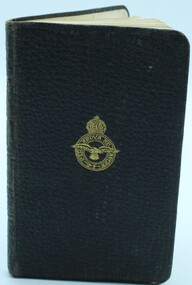 Book - Book - Naval and Military Society Bible, The Holy Bible, WW2