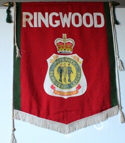 Trophy-banner, Evans and Evans Flags