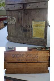 Egg box, Circa 1960