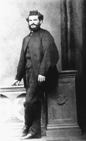 Person, Giuseppe DELMENICO (1832-1897) & Margaret SCOTT (1845-1926)