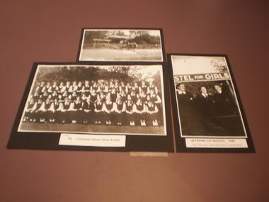 Photograhps of Girls Hostel, 1940-1952
