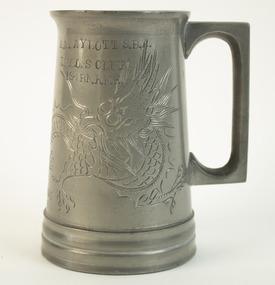Memorabilia - Commemorative mug, c.1945/6