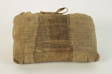 Memorabilia - Field bandages, set