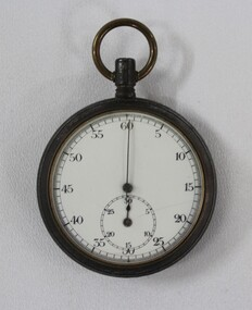 Pocket Watch c. late 1800s - early 1900s