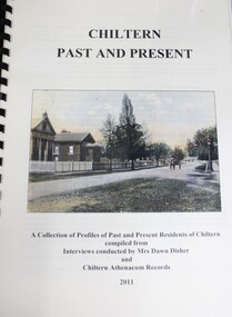 Book, Chiltern Past and Present, 2011
