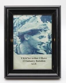 Arthur J Howe frame