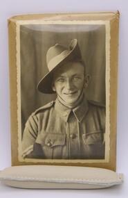 Photograph Portrait - Corporal William Charles Clark, Corporal William Charles Clark
