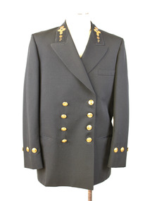 Jacket, Service Dress, Australian Government Clothing Factory, 1981