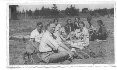 Photograph - Photo, Somers Camp, 1940