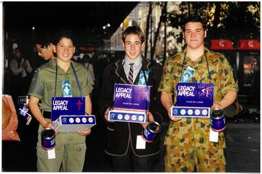 Photograph - Photo, Legacy Appeal, Selling Badges