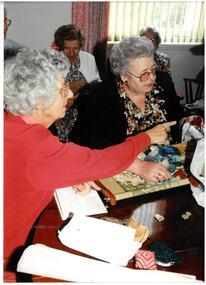 Photograph - Photo, Widows function, Widows activities, 1996
