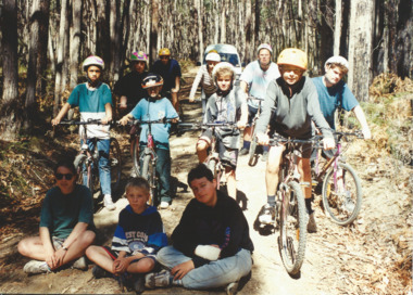 Photograph - Photo, Junior legatee outing, 1995