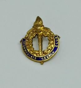 Badge, Intermediate Legacy Club Badge
