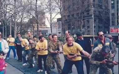 Photograph - Photo, Legacy event, Tug of war