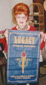 Photograph - Photo, Widows activities, 1990s