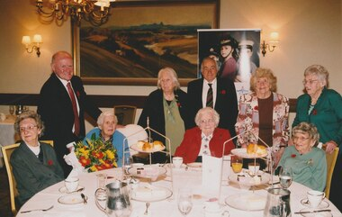 Photograph - Photo, Widows function, Remembrance Day Luncheon, 2008?