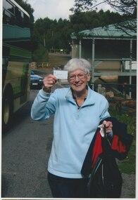 Photograph - Photo, Widows outing, Walking group, 2005?