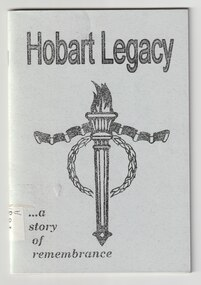 Book, Hobart Legacy . . . a story of remembrance, 199