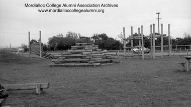 Photograph, 1981 - Peter Scullin Reserve Mordialloc Foreshore playground, 1981