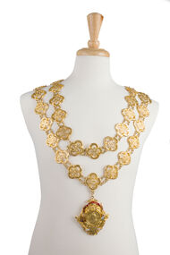 Artefact, Mayoral Chains - City of Geelong