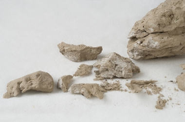 Fragments of cuneiform tablet, Date unknown