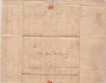 Letter, July 28 1758