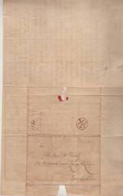 Letter, June 19 1760