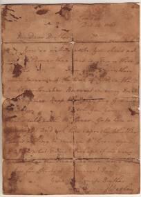 Letter, December 14 1761