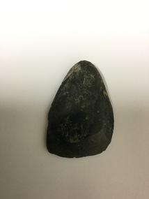 Polished Black/Grey Stone axe.