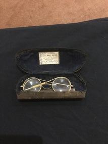 Spectacles, Optical Prescription Spectacle Makers, c1915