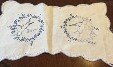 Textile - Tray cloth