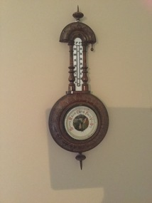 Functional object - Barometer