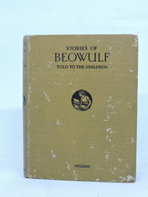 Stories of Beowulf, Stories of Beowulf Told to the Children, 1914