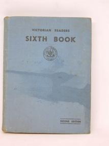 Book, VICTORIAN READERS SIXTH BOOK
