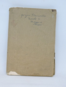 Book, WHITCOMBE'S FEDERAL GEOGRAPHY, c1920