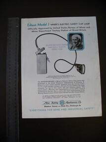 Booklet, Sullivan Machinery Company