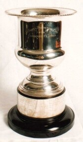 Cup, E. B. Green Trophy (Cup)