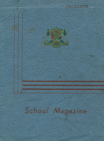 School Magazine- 1958, Ashwood High School Magazine- 1958, 1958
