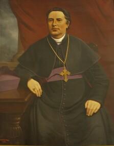 Portrait, Portrait in oils of Bishop Michael O'Connor, 1906