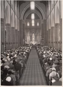 Photograph - Buildings, Cathedral, Interior