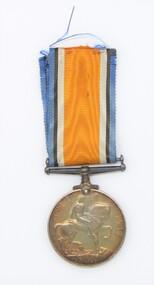 Medal - 1914-1918 WW1 medal, 1919