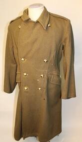 Uniform - Trench coat, Heavy Australian Army trench coat