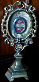 Article - Victorian Watch Stand, Reliquary