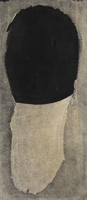 Painting - Linda Judge, Linda Judge, Tongue Hole (Hole Index), 1999