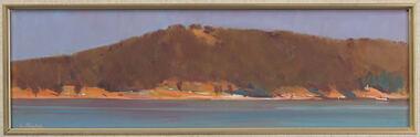 Painting - Len Pawlek, Len Pawlek, Summer, Eildon, 1988